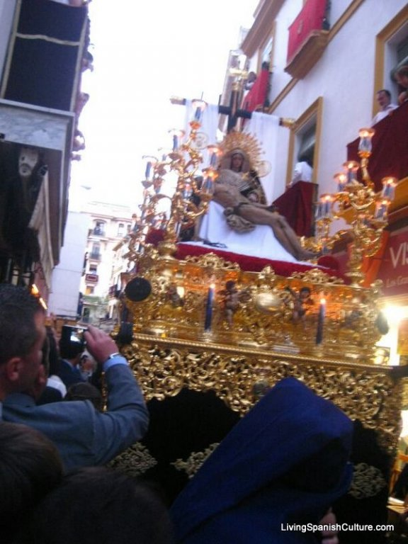Holly Week,Seville,Spain,pasos palio (9)