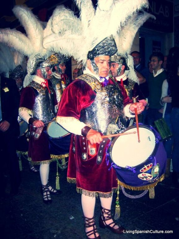 Holly Week,Seville,Spain,uniforms and music groups (10)