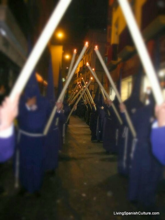 Holly Week,Seville,Spain,uniforms and music groups (9)