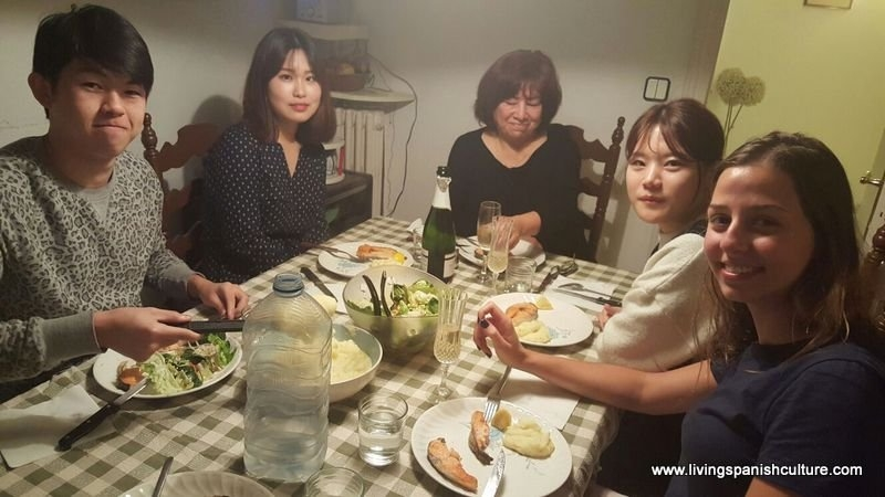 Homestay Spain,Barcelona,Valencia,Sevilla,Madrid (2)