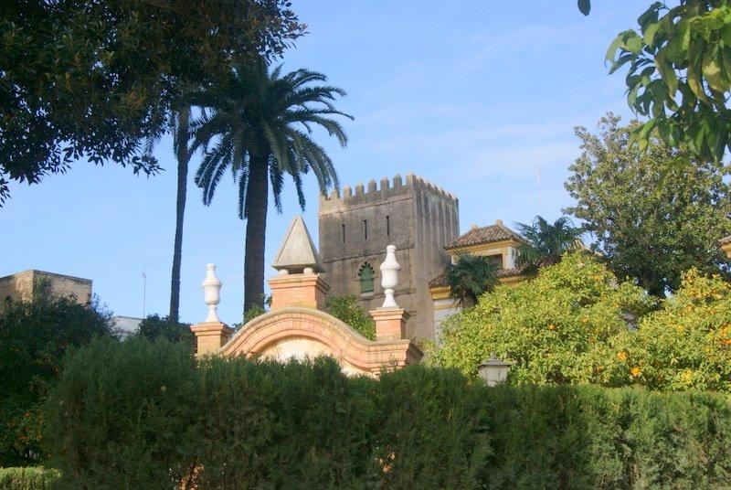Murillo Gardens, Sevilla