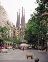 Barcelona and Sagrada Familia