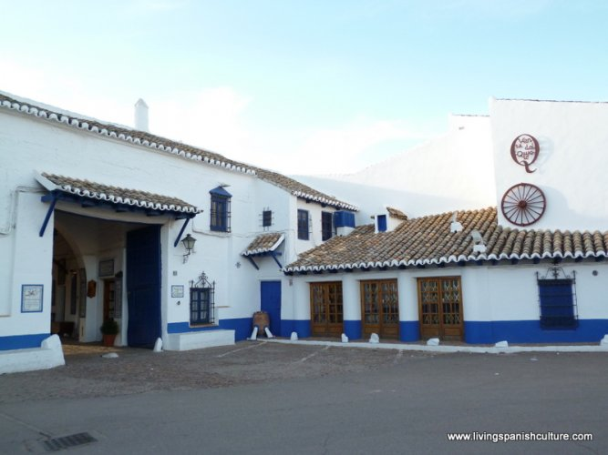 Venta El Quijote. Puerto Lapice, Ciudad Real (1)