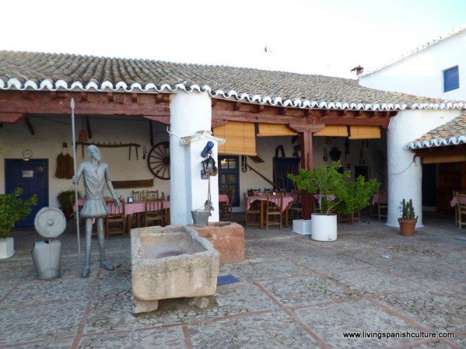 Venta El Quijote. Puerto Lapice, Ciudad Real (15)