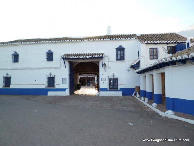 Venta El Quijote. Puerto Lapice, Ciudad Real (19)