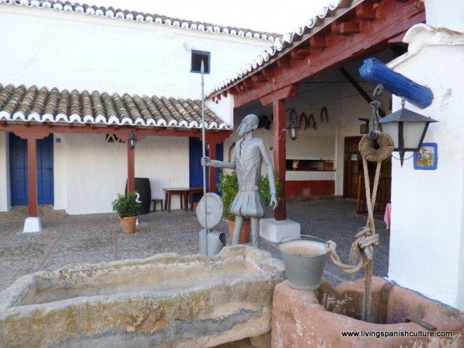 Venta El Quijote. Puerto Lapice, Ciudad Real (3)