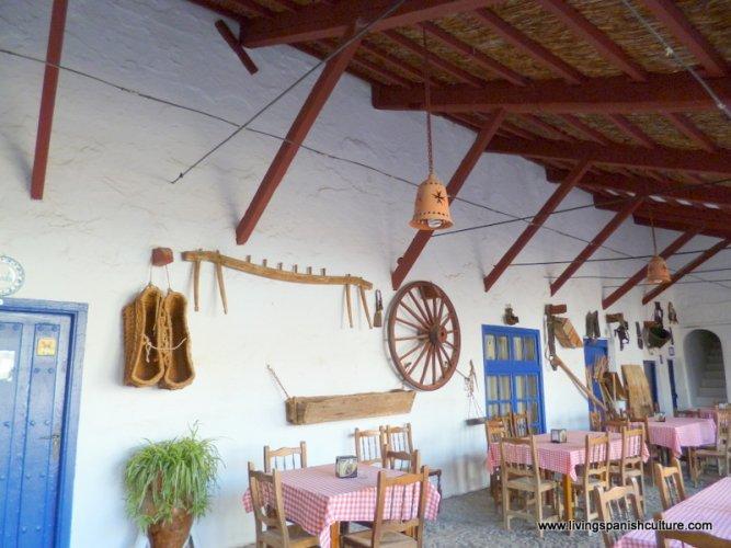 Venta El Quijote. Puerto Lapice, Ciudad Real (8)