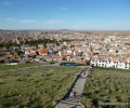Consuegra. Windmills & city (5)