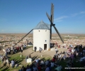 Consuegra. Windmills & city (6)