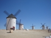 windmills, Campo Criptana