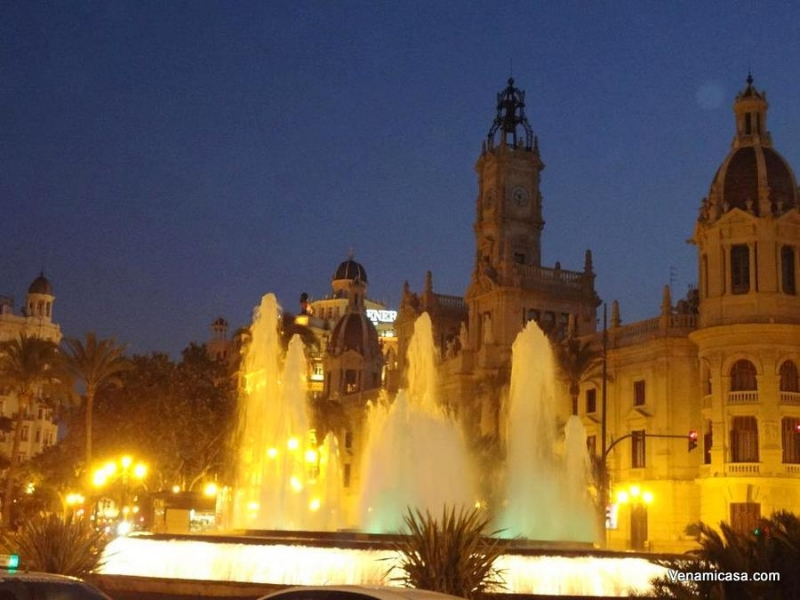 town-hall-square-by-night