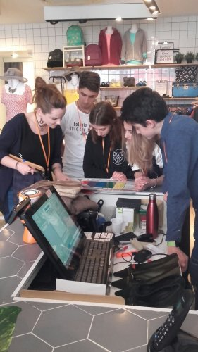 Volunteering in London (6)