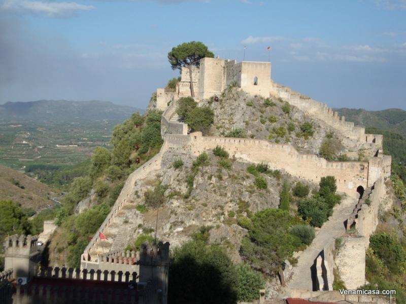 Xativa's Castle